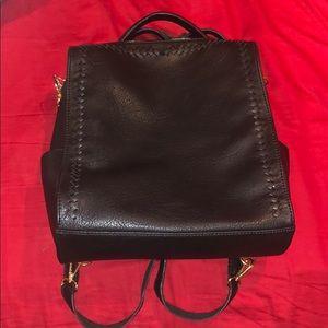 Vegan leather backpack/bag
